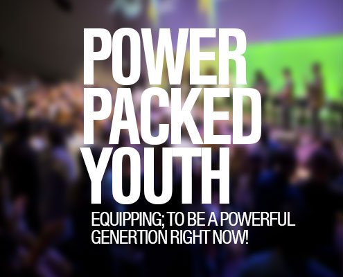 Powerpacked Youth